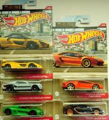 Platinum collection build your own bundle. Hot Wheels Bugatti Veyron Lamboghini Set Toys Games Diecast Toy Vehicles On Carousell