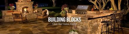Eldorado Outdoor Kitchen Building Blocks For Eldorado Stone Outdoor Architectural Stone Veneer