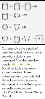 flexing memearketable 25 24 can you solve the equation let s