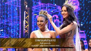 อินดี้ จอห์นสัน มิสแกรนด์ปทุมธานี รองอันดับ 1 Miss Grand Thailand 2020 -  YouTube