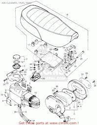 Honda element gas tank diagram