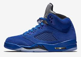 "5 Style Freshnup 13 Royal Jordan Game Air black-game Men8- Royal Suede"" 136021-401 Code ""blue Color From"