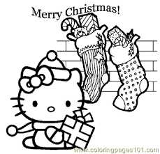 Free Disney Christmas Coloring Pages Printable Littledelhisfus