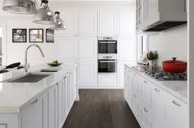 White Kitchen Floors 20 Gorgeous Examples Of Wood Laminate Flooring For Your Kitchen