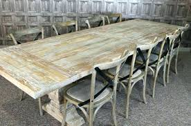 white washed dining room furniture. Whitewashed Round Dining Table Large Distressed Limed Elm White Washed Kitchen Room Furniture
