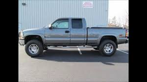 2001 Chevrolet Silverado 1500 LT Lifted Truck For Sale - YouTube