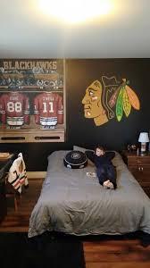 Blackhawks Bedroom Ideas