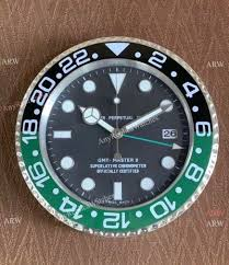 copy rolex gmt master ii black green