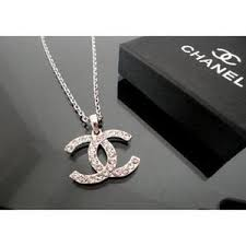 chanel necklace. coco chanel necklace, logo jewelry necklace
