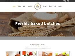 13 Fabulous Wordpress Themes For Bakeries 2019
