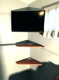 corner mounted tv stands wall mount shelf corner wall mount stands corner shelves for wall wall
