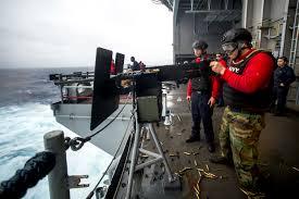 u s department of defense photo essay u s sailors conduct sea operations