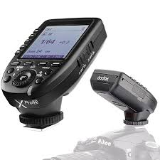 <b>Радиосинхронизатор Godox Xpro-N TTL</b> для Nikon