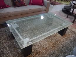 furniture stunning tempered glass for coffee table top your