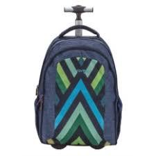 <b>Рюкзак</b>-трансформер на колесах <b>Wave</b> Easy Go Blue Tribe ...