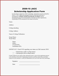 Letters For Scholarships Examples Of Cover Letters For College Scholarships Hotelodysseon Info