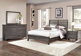 Commentary Benchback Bedroom Set (Steel) Vaughan Bassett   Furniture ...