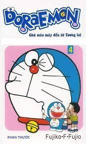 Thư viện PDF - Doraemon Tập 4