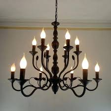 black candle chandelier captivating black candle chandelier vintage candle chandelier white black metal candle chandelier