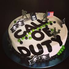 12 best Call of Duty Cake images on Pinterest