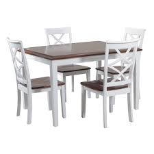 modern farmhouse dining table set new 3 piece kitchen dining room sets you