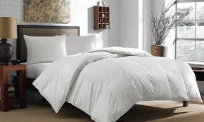 How to Pick the Right Fill for Down Comforters - Overstock.com & Down Comforters vs. Down Alternative Comforters Adamdwight.com
