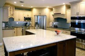our customer laurie thompson selected new wilsonart laminate countertops with karran stainless steel with undermount sink for her kitchen remodeling