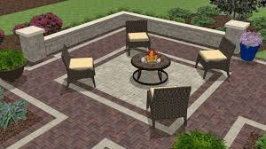 Patio Design Ideas With Fire Pits patio with pavers designs paver patio designs fire pit design within patio design ideas with fire