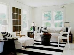 white fluffy rug living room shabby chic with area rug art black