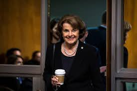Her current term ends on january 3, 2025. I Have The Energy Dianne Feinstein Makes Case For A 6th Term The New York Times