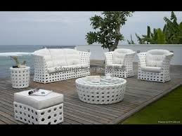 white outdoor furniture. white wicker patio furniture outdoor a
