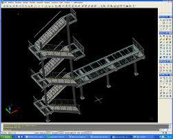 Progettazione Scale Antincendio : Progettazione scale esterne e di sicurezza a brescia