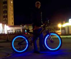 Bike Neon Lights Neon Lights For Bicycles Bicycle Wheel Bicycle Lights