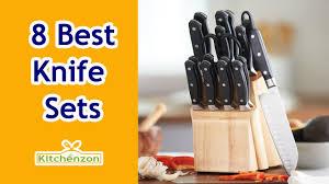 Victorinox 8Piece Knife Block Set  Best Knife SetBest Kitchen Knives Set