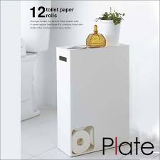 Toilet Roll Holder Magazine Rack Beauteous Zakkaburg Rakuten Global Market Fancy Toilet Paper Magazine Plate