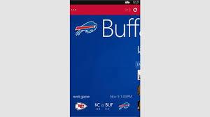 Get Buffalo Bills Mobile Microsoft Store