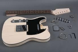 chinese diy guitar left hand guitar kit gk stl 100l gk stl 100l