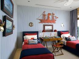 ... boy's bedroom featuring rustic and vintage dcor details View ...