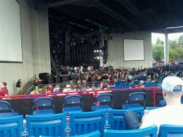 section 9 at pnc pavilion