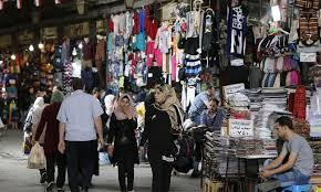 Syrian Pound To Usd Chart Slight Improvement Of Syrian Pound Against Usd Enab Baladi