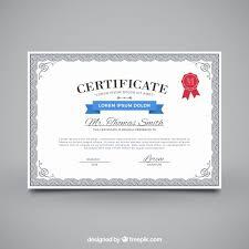 Free Appreciation Certificates 30 Free Certificate Templates Templatemonster Com Medium