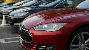 Tesla Stock Rallies 20 After Surprise Quarterly Profit
