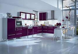 Purple Kitchen With Drawers Heaven Yes Purple Kitchen Cabinets Purple Kitchen Interior Design Kitchen