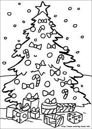 Christmas Coloring Pages On