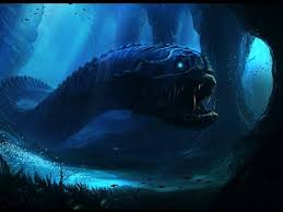 Delighful Real Underwater Monsters Sea Creatures Amazing Shocking Paranormal To Creativity Ideas