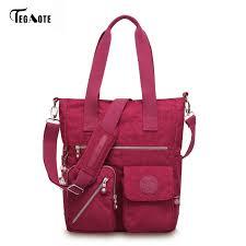 TEGAOTE New Women Top handle Shoulder <b>Bag Designer</b> ...