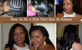 Braid Pattern For Sew In With Leave Out Magnificent Sew In Hair Patterns Beauty Within Clinic