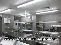 Agencement Cuisine Professionnelle Idée Décoration