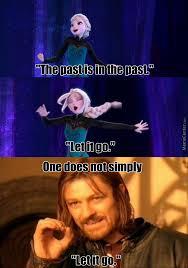 Easier Said Than Done, Elsa by blake.gordon.3158 - Meme Center via Relatably.com