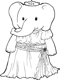 Amazing Elephant Coloring Pages Http Procoloring